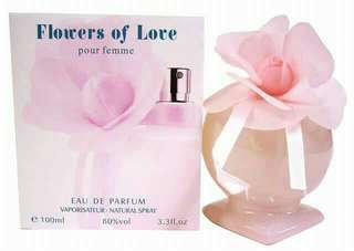 Flowers of Love perfume