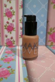 MakeOver Matte Foundation no.4 (Amber Rose) 33ml