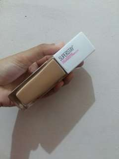 Maybelline SUPERSTAY FULL COVERAGE Shade 310 SUN BEIGE
