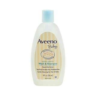 Aveeno baby wash