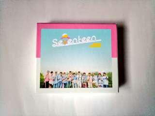 SEVENTEEN LOVE & LETTER REPACKAGED ALBUM
