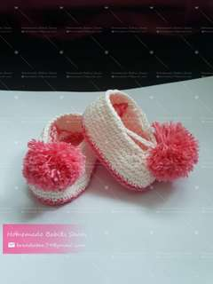 🚚 Homemade Babies Shoes