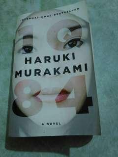 1Q84 英文暢銷小說