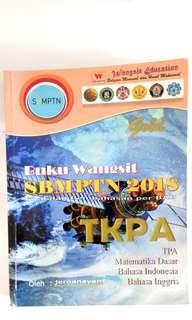 BUKU WANGSIT SBMPTN TKPA 2018