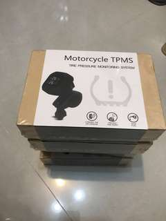 Tpms for motorcycle universal
