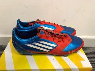 Adidas F50 adizero TRX FG 波boot 釘鞋 球靴