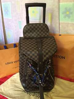 Louis Vuitton 2 in 1 Luggage