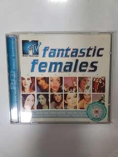 CD - Fantastic Females
