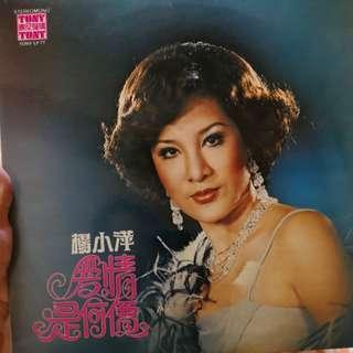 Vinyl Record大唱片杨小萍