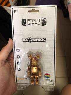 Bearbrick Robot Kitty 100%