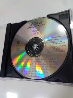 CD - The Oldish Romance Of Love Song
