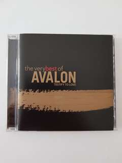 CD(Reserved) The Very Best of Avalon - Testify of Love