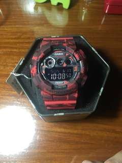 CASIO G-Shock GD-120CM ORIGINAL
