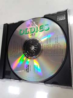 CD - The Greatest Oldies