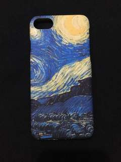 Van gogh iphone 6/6s or 7 case