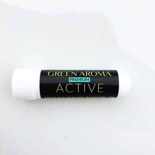 Essential Oil Active Aromatherapy Inhaler