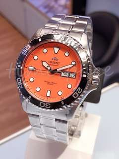 ORIENT Ray Raven II Automatic FAA02006M9 (機械自動錶)