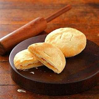 裕珍馨—奶油小酥餅(牛奶口味)