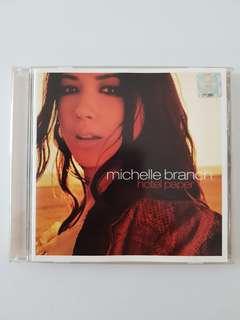 CD Michelle Branch - Hotel Paper