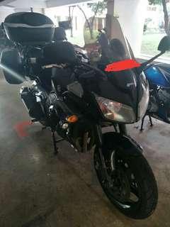 Yamaha Fazer 1000S(Genuine Mileage)