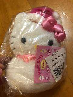 Hello kitty Xmas 公仔