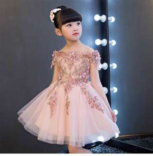 CASUAL KIDS DRESS JLH