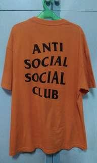 ASSC ANTI SOCIAL SOCIAL CLUB SHIRT
