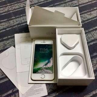 iPhone SE 16GB Factory unlocked