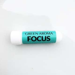 Essential Oil Focus Aromatherapy Inhaler