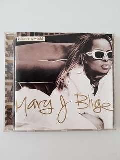 CD Mary J.Blige - Share My World
