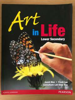 Lower Secondary Art Textbook
