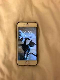 Gold 128GB Unlocked iPhone 7