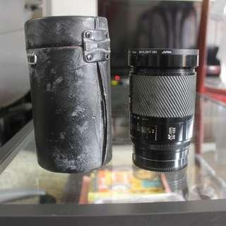 lens SONY ALPHA MINOLTA AF 28-135MM F4 / 4.5 MACRO ZOOM