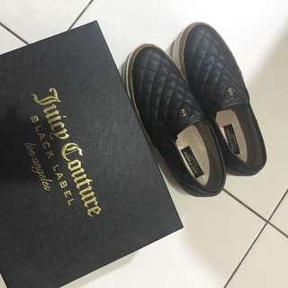 Juicy Couture Black Slip On ORI
