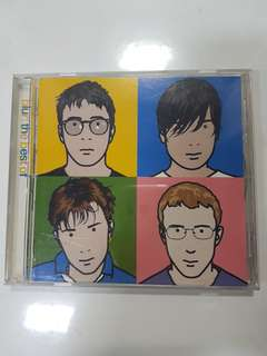 CD - Blur The Best Of