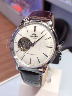 ORIENT Classic-Elegant Open Heart Automatic RA-AG0002S10B (機械自動錶)
