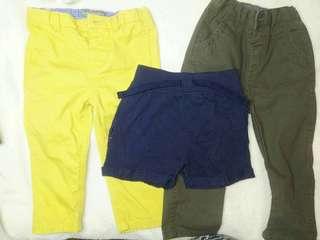 Baby boy's bottoms/pants