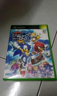 Xbox Sonic Heroes