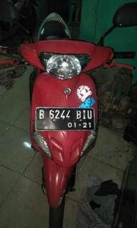 Yamaha mio cw 2005