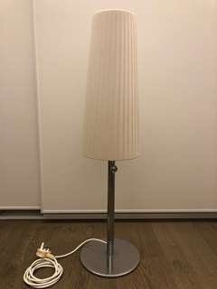 Dimmable Bedside Lamp Ikea with dimmable light bulb 床头灯可调光