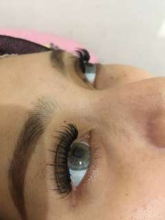 Eyelash Extensions Murah