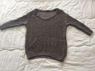 Mango Suit sweater size S