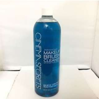 Cinema Secrets Professional Brush Cleaner 946ml Brand New & Authentic. THE BEST BRUSH CLEANER!! (PRICE IS NOT NEGOTIABLE, NO SWAPS)