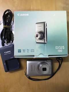 Canon IXUS 130 Camera