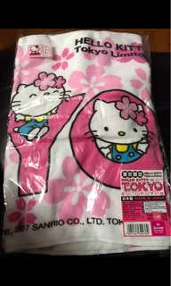 Hello Kitty毛巾 東京限定 tokyo