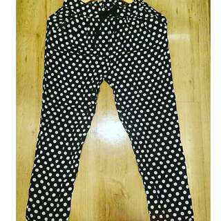 Cotton Pants -  Polka Dots (inclusive of Shipping Fee already!)