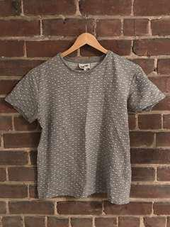 Frank and Oak top size Sm