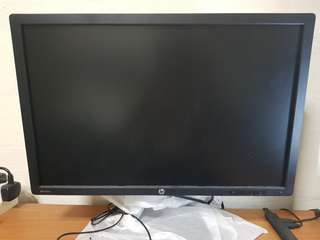 HP Z Display Z24i 24 inch IPS LED Backlit Monitor