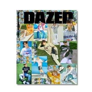 DAZED & CONFUSED KOREA 2018.07 - WANNA ONE COVER