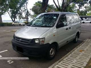 Toyota Liteace 5dr